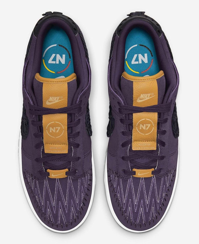 Nike Dunk Low N7 2021 Release Date Info