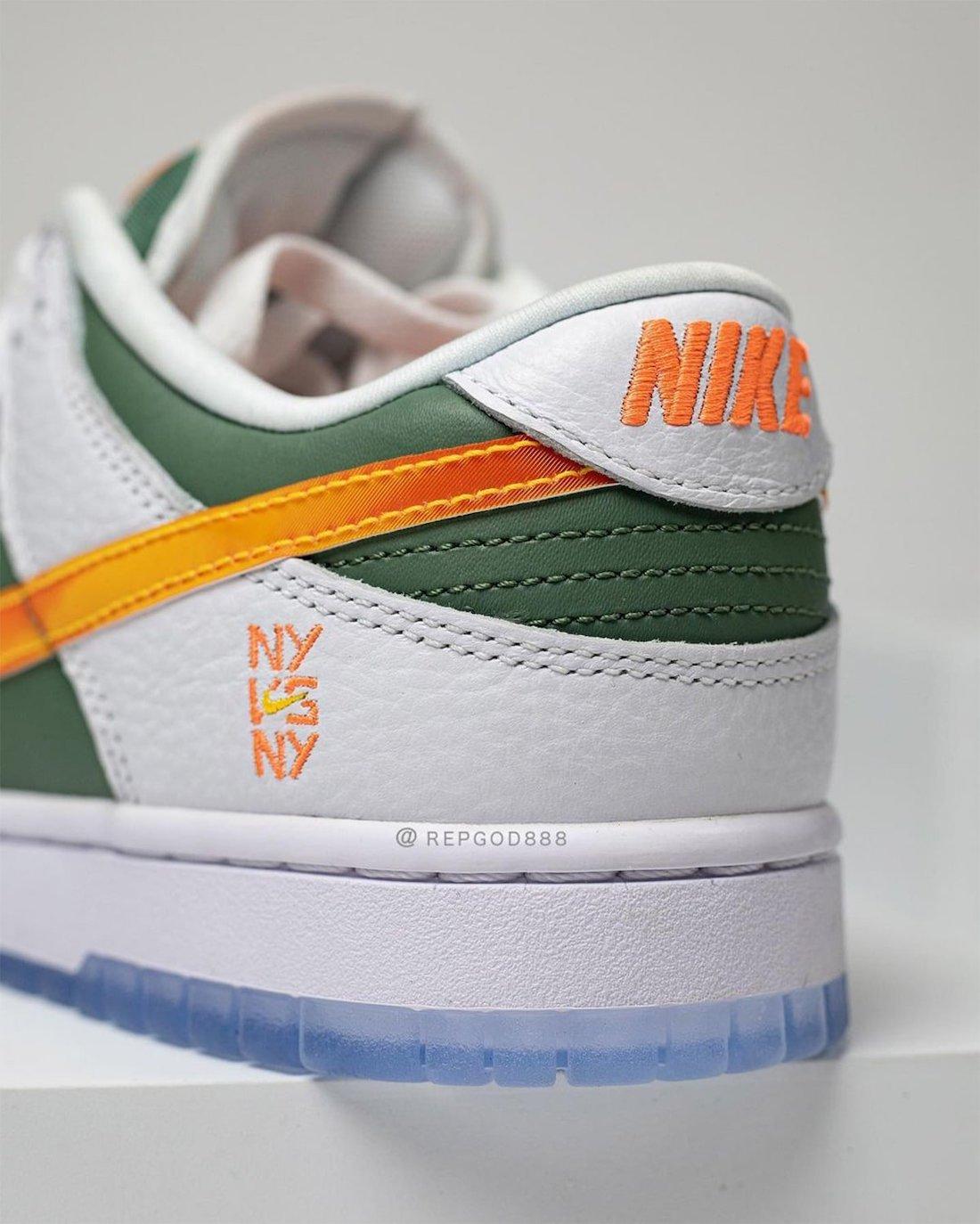 Nike Dunk Low NY vs NY Nike Dunk Low NY vs NY DN2489-300 Release Date Info