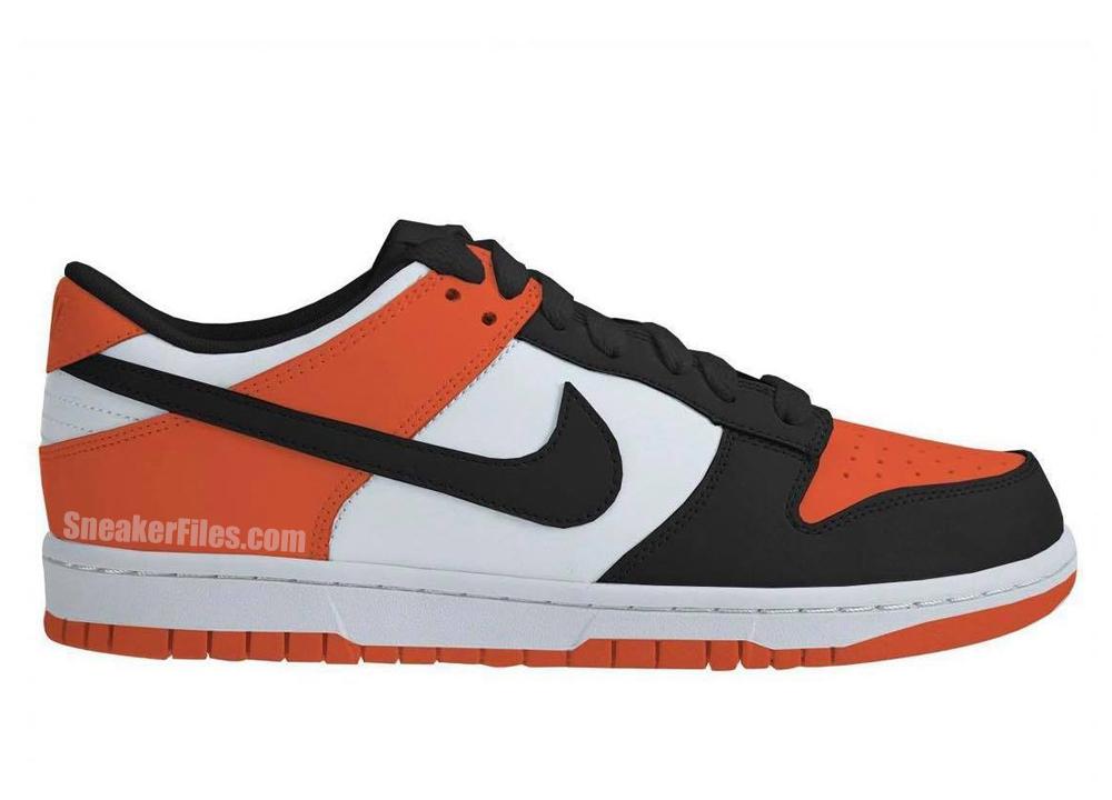 Nike Dunk Low Starfish DD0357-100