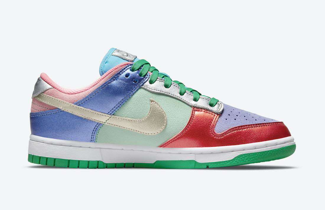 Nike Dunk Low Sunset Pulse DN0855-600 Release Date Info