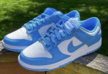 Nike Dunk Low University Blue
