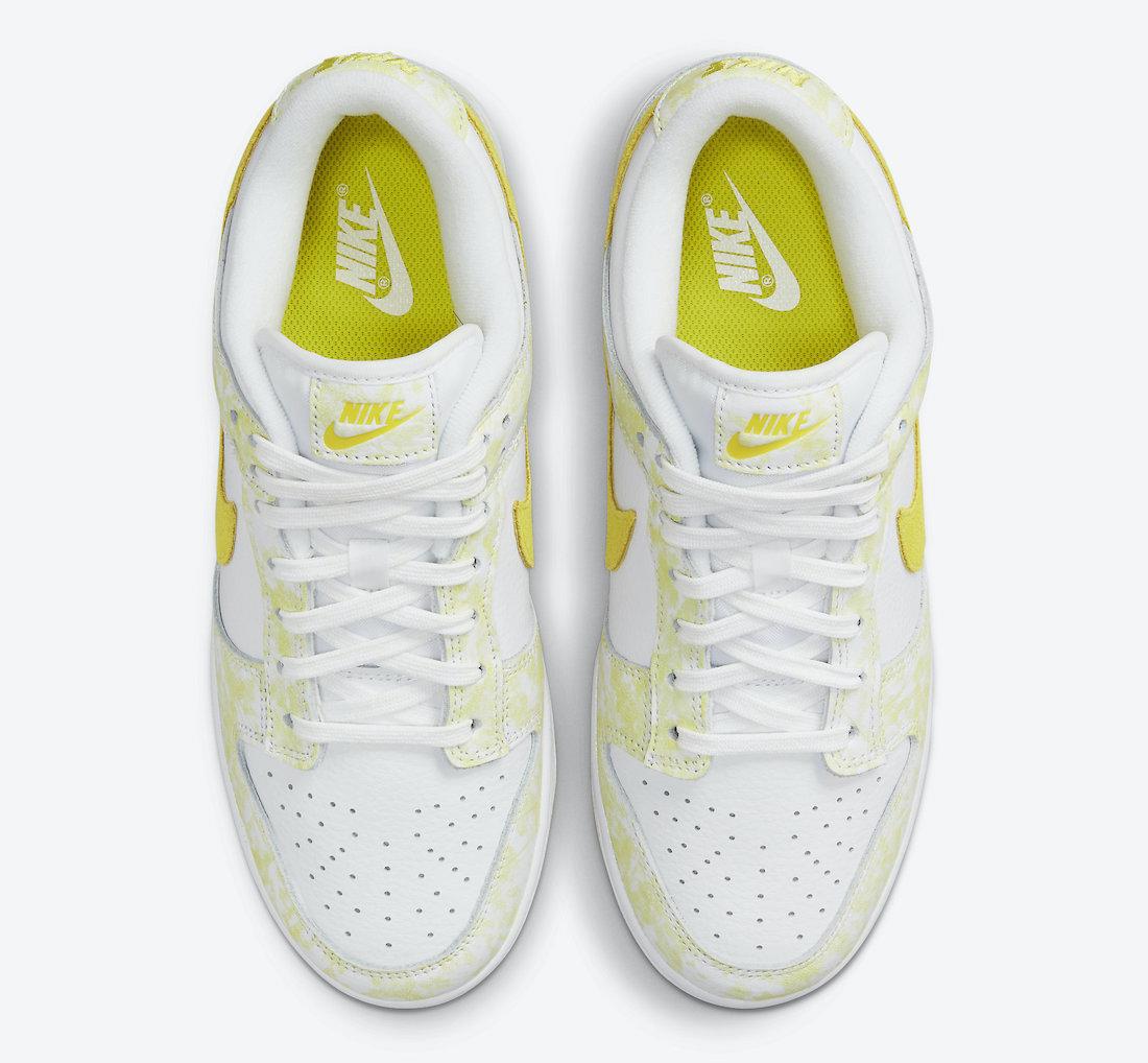 Nike Dunk Low Yellow Strike DM9467-700 Release Date Info