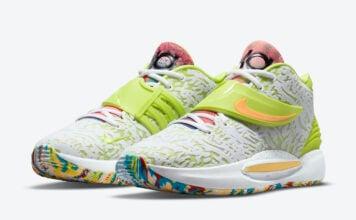Nike KD 14 Lime Green CZ0170-101 Release Date Info