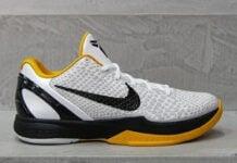 Nike Kobe 6 Protro POP White Del Sol CW2190-100 Release Info