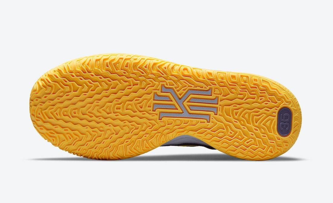 Nike Kyrie 7 GS Daybreak CT4080-500 Release Date Info