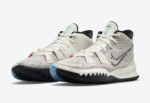 Nike Kyrie 7 Pale Ivory CZ0141-100 Release Date Info