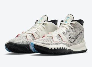 Nike Kyrie 7 Pale Ivory CZ0141-100 Release Date Info