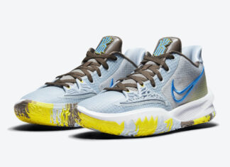 Nike Kyrie Low 4 Light Armory Blue CW3985-400 Release Date Info
