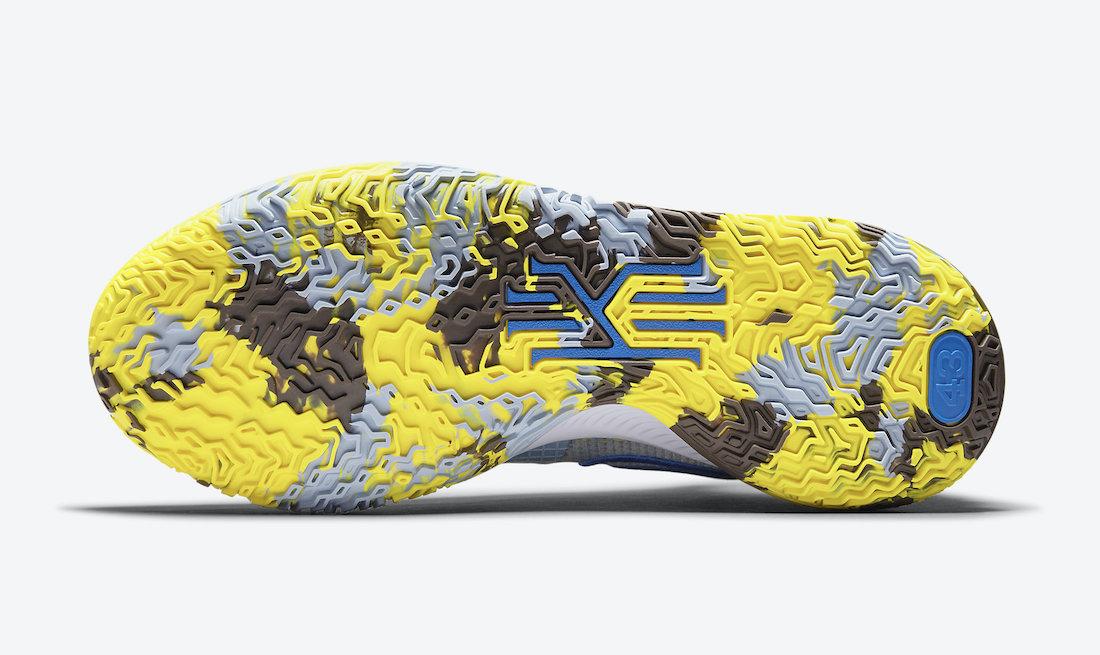 Nike Kyrie Low 4 Light Armory Blue CW3985-400 Release Date Info