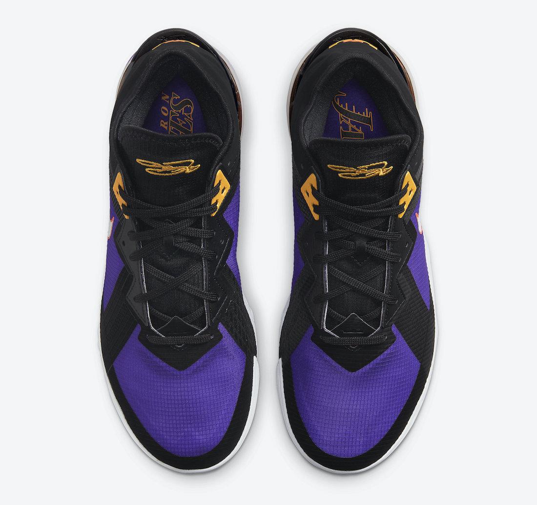 Nike LeBron 18 Low ACG Terra CV7562-003 Release Date Info