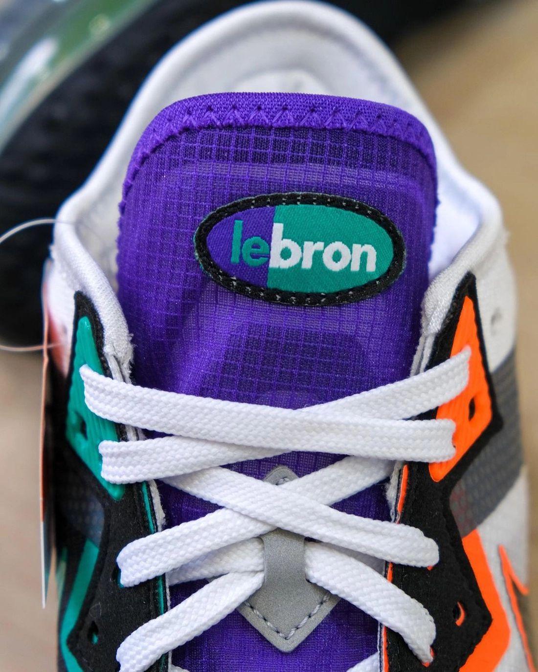 Nike LeBron 18 Low Greedy CV7564-100 Release Date Info