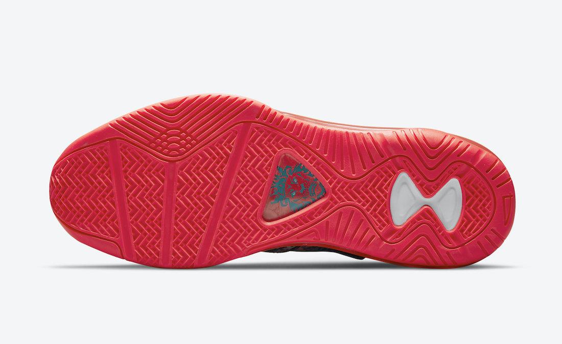 Nike LeBron 8 V2 Low Miami Nights DJ4436-100 Release Date Price