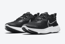 Nike React Miler 2 Black Smoke Grey White CW7121-001 Release Date Info