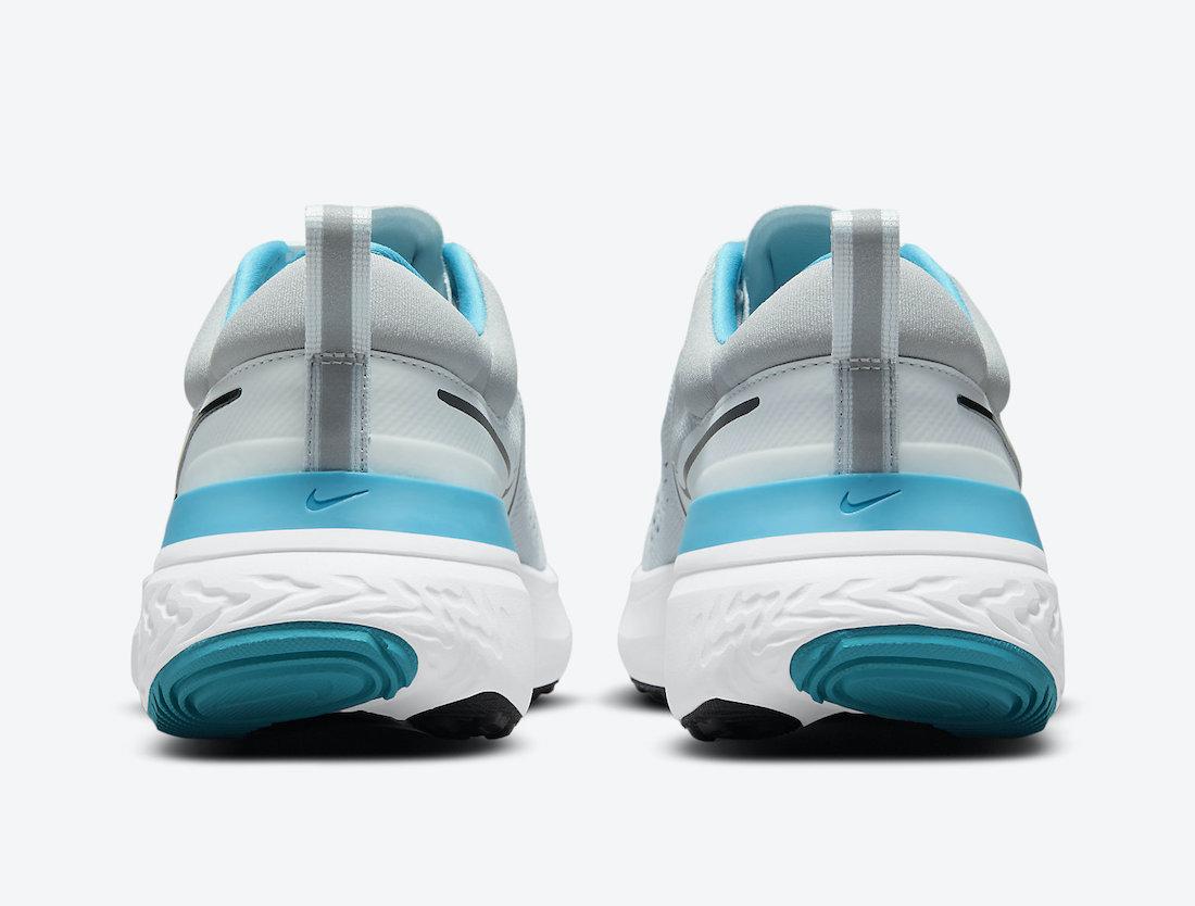 Nike React Miler 2 Chlorine Blue CW7121-003 Release Date Info