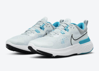 Nike React Miler 2 Chlorine Blue CW7121-003 Release Date Info