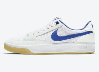 Nike SB Adversary White Royal CJ0887-106 Release Date Info
