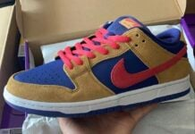 Nike SB Dunk Low Pelle Hat BQ6817-700