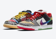 Nike SB Dunk Low What The P-Rod CZ2239-600 Release Date