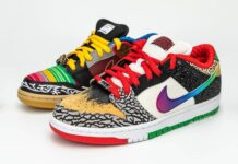 Nike SB Dunk Low What The P-Rod CZ2239-600 Release Info Price