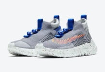 Nike Space Hippie 02 Grey Blue CQ3988-003 Release Date Info