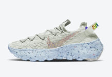 Nike Space Hippie 04 Be True CZ6398-102 Release Date Info
