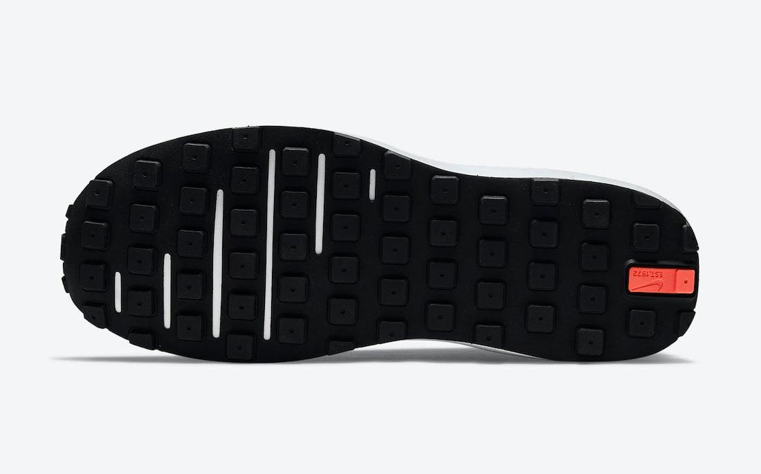 Nike Waffle One Black White DC2533-001 Release Date Info