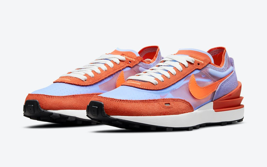 Nike Waffle One WMNS Active Fuchsia DC2533-800 Release Date Info