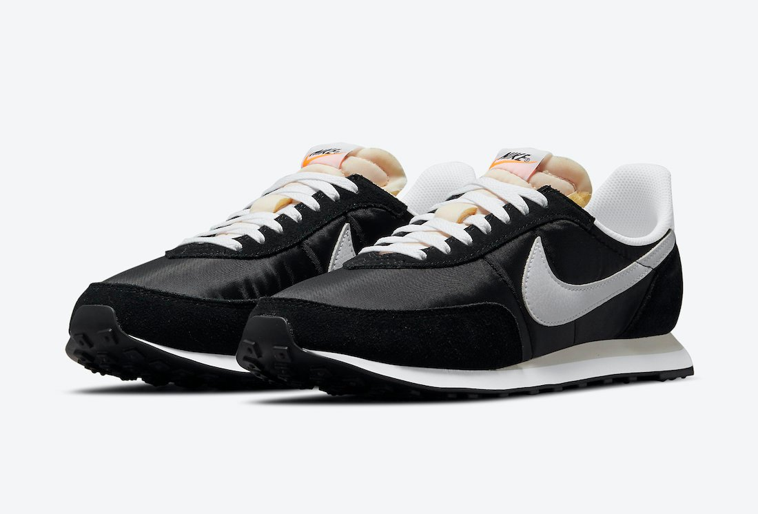 Nike Waffle Trainer 2 Black White DH1349-001 Release Date Info