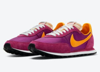 Nike Waffle Trainer 2 Fireberry DB3004-600 Release Date Info