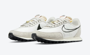 Nike Waffle Trainer 2 White Sail Black DH4390-100 Release Date Info
