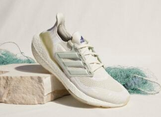 Parley adidas Ultra Boost 2021 Cloud White FZ1927 Release Date Info
