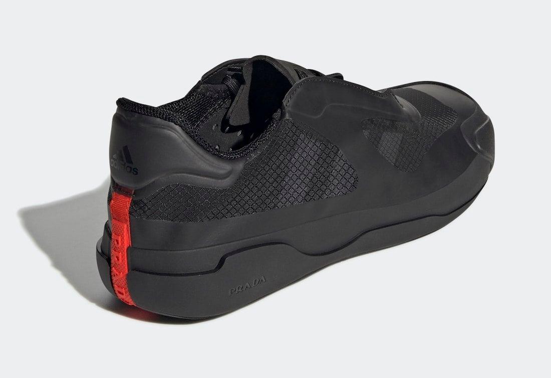 Prada adidas Luna Rossa 21 Black G57868 Release Date