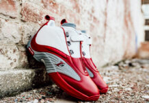 Reebok Answer IV OG White Red FY9690 Release Date Info
