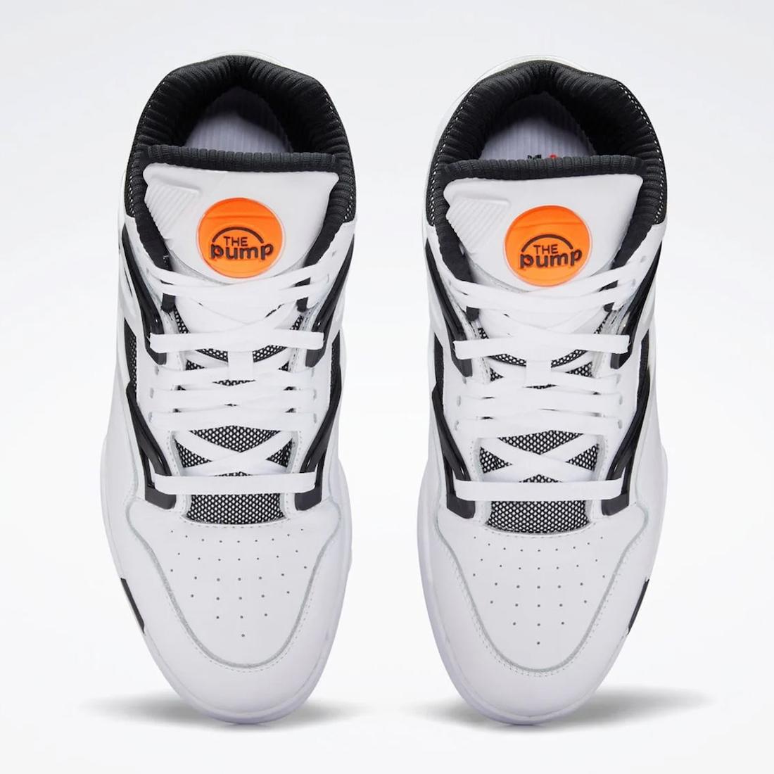 Reebok Pump Omni Zone II OG White Orange G57540 Release Date Info