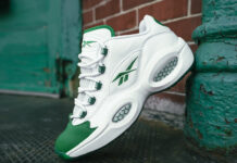 Reebok Question Low Green Toe GZ0367 Release Date Info