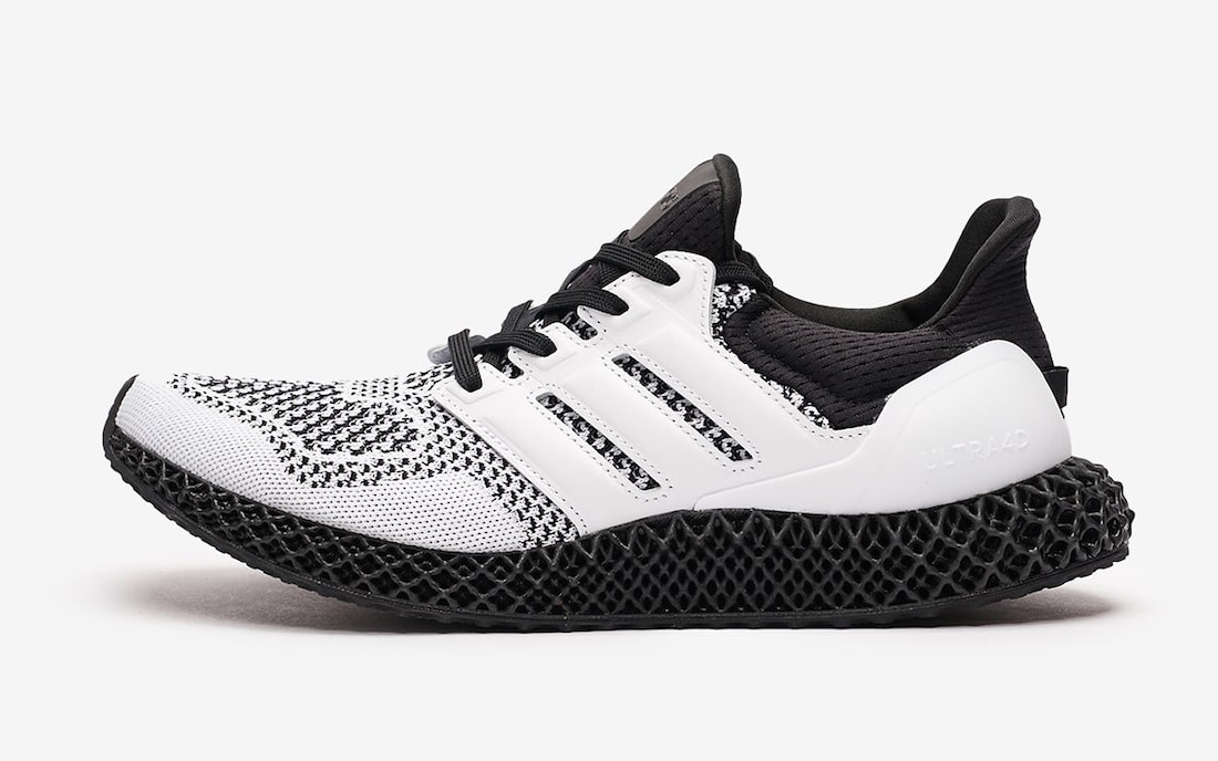 SNS adidas Ultra 4D Tee Time Release Date Info