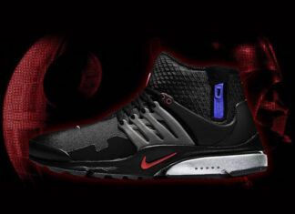 Star Wars Nike Air Presto Mid Utility