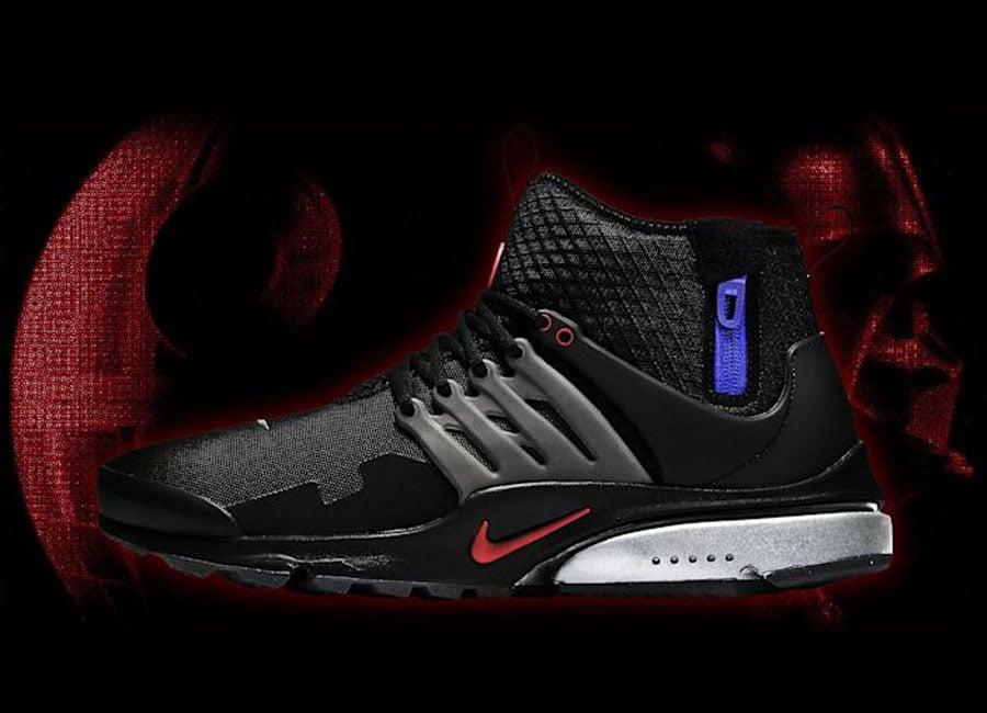 Star Wars Nike Air Presto Mid Utility