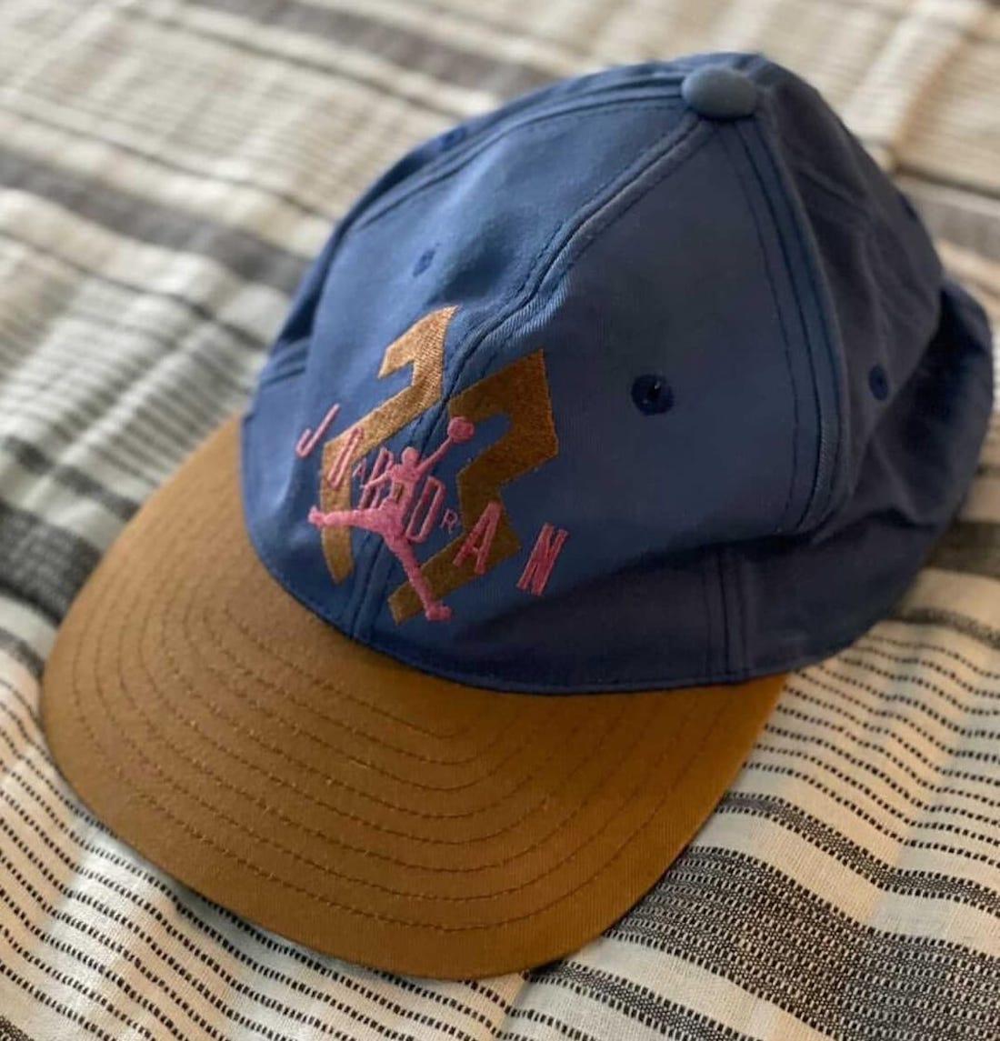Steve Pelletier Air Jordan Hat