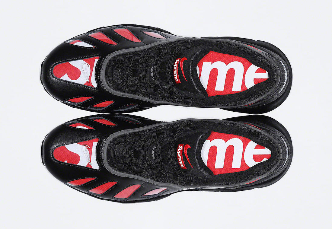 Supreme Nike Air Max 96 Black Release Date