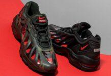 Supreme Nike Air Max 95 Camo CV7652-300 Release Date
