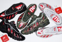 Supreme Nike Air Max 96 Release Date Price