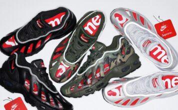 Supreme Nike Air Max 96 Release Date Price