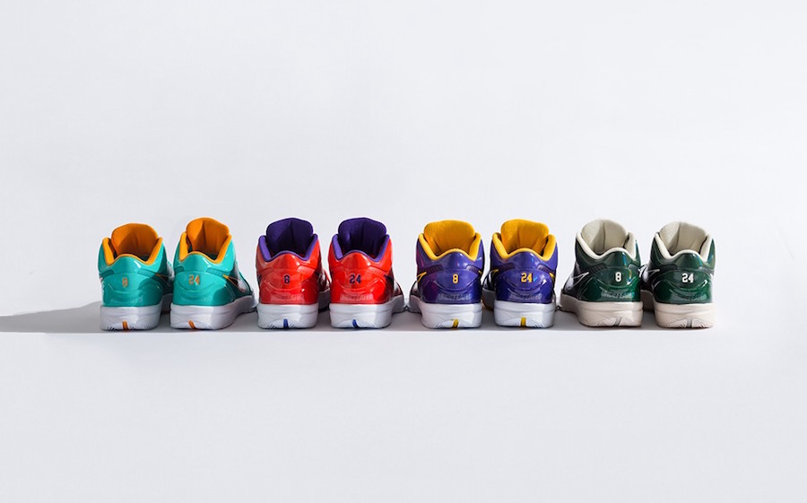 Undefeated Nike Kobe 4 Protro 2021 Release Date Info