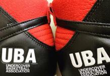 Undercover Nike Dunk High UBA