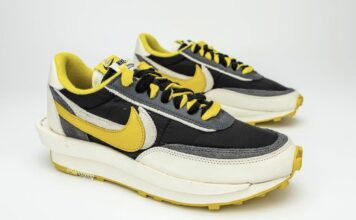 Undercover Sacai Nike LDWaffle Bright Citron DJ4877-001 Release Info Price