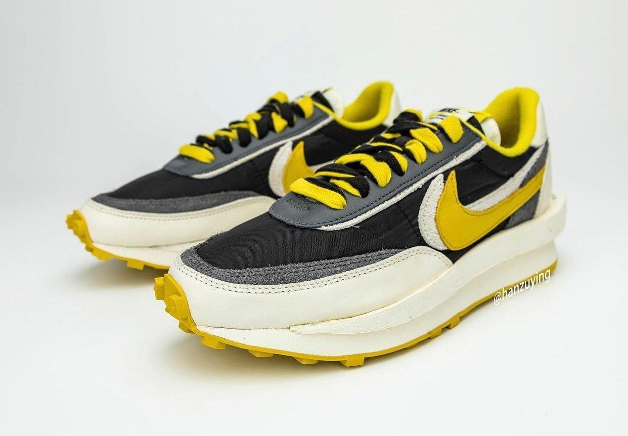 Undercover Sacai Nike LDWaffle Bright Citron DJ4877-001 Release Info Price