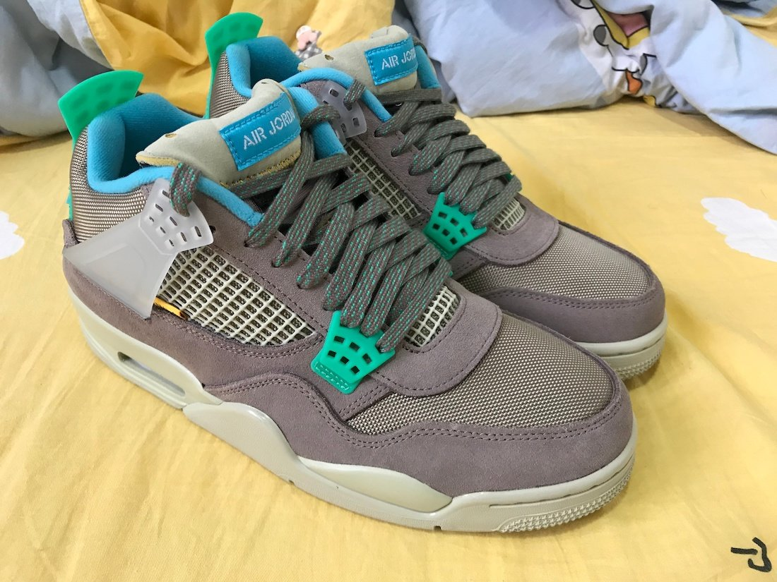 Union x Air Jordan 4 Taupe Haze 30th Anniversary Release Date