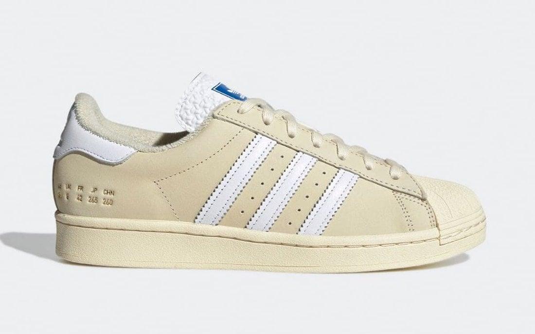 adidas Superstar Cream White H05658 Release Date Info