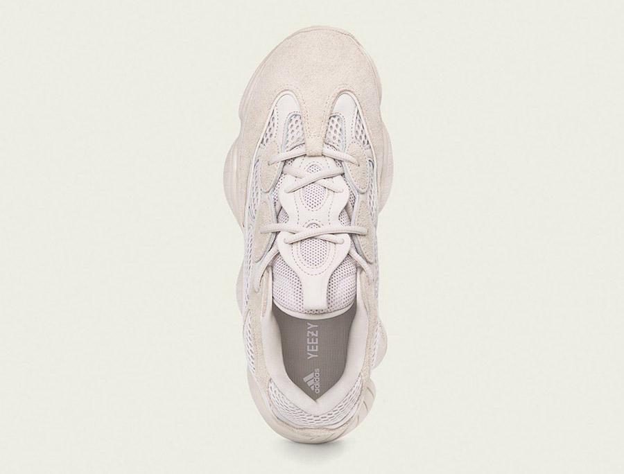 adidas Yeezy 500 Blush Restock 2021 Release Date Info